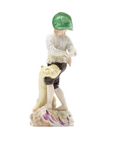 Wurzburg figure (hand lacking)
