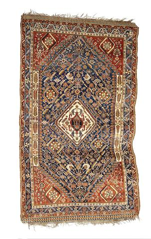 A Kashgai rug, South West Persia, 155cm x 271cm