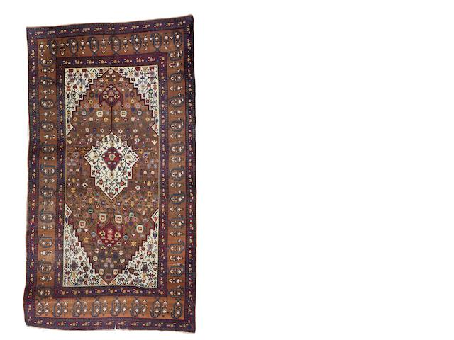A Karabagh carpet, South Caucasus, circa 1890, 15 ft 7 in x 8 ft 8 in x (476 x 260 cm)