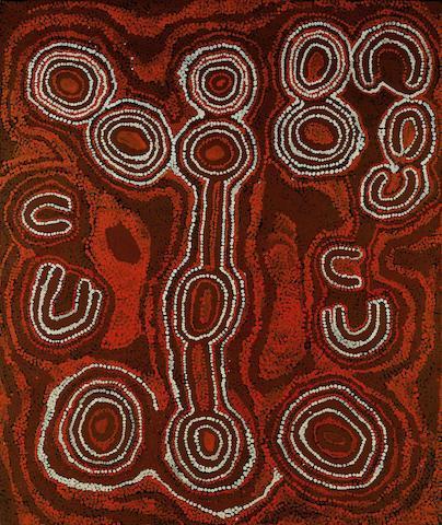 Katarra Nampitjinpa (circa 1940-1998) Untitled