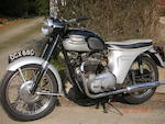 1965 Triumph 646cc Thunderbird Frame no. 6T DU 17613 Engine no. 6T DU 17613