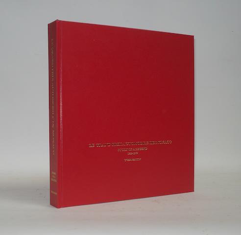 Yves Naquin: Le Grand Prix Automobile de Monaco - Story of a Legend 1929-1960; limited edition,