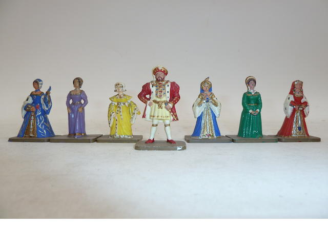 A collection of British, Spanish and other plastic toy soldiers and figures 200 or more
