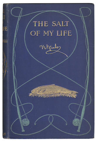 AFLALO (F.G.) The Salt of My Life, 1905; [with C.T.PASKE] The Sea and the Rod, 1905; and 25 others, sea fishing (26)