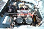 1966 Volvo P1800S Coupé  Chassis no. 16846 Engine no. 431
