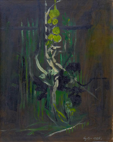 Graham Sutherland O.M. (British, 1903-1980) Study for Apple Orchard II