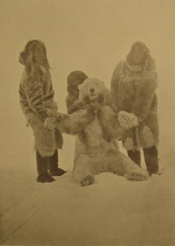 POLAR PEARY (ROBERT E.) The North Pole, 1910