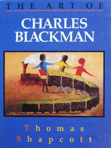 AUSTRALIAN ART SHAPCOTT (THOMAS) The Art of Charles Blackman, 1989; and approximately 45 others
