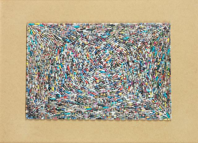Jacob Jari (Nigerian, born 1960) 'Untitled'