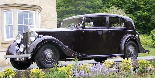 1937 - 38 Rolls-Royce Phantom III