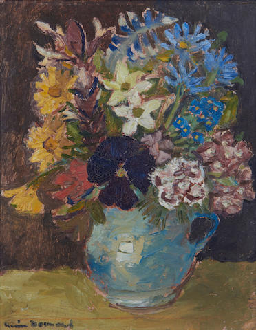 Nerine Desmond (South African, 1908-1993) Still life