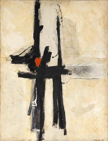 Gastone Novelli (1925-1968)