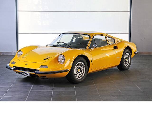 1972 Ferrari Dino 246 GT Berlinetta, Chassis no. 04014