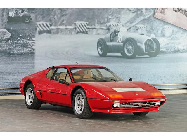 1983 Ferrari BB 512i Berlinetta, Chassis no. ZFFJA095000046067