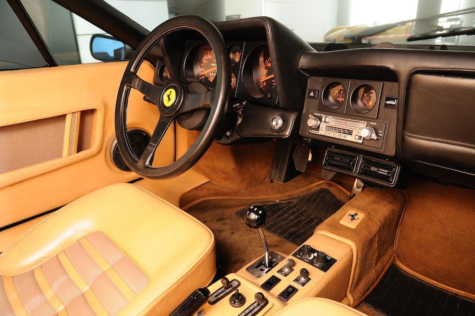 1983  Ferrari  512BBi Coupé  Chassis no. 46067