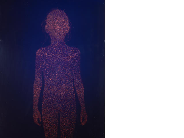 Christopher  Bucklow (British, 1957) Guest, 4.31pm, 12th January 1997 96.8 x 74.1cm (38 1/8 x 29 3/16in).