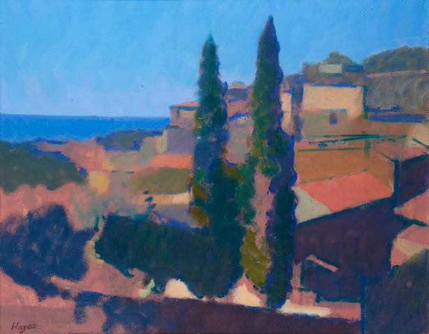 Colin Hayes (British, 1919-2003) Vathi, Evvia