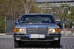 1978  Mercedes-Benz  450SEL 6.9 Saloon  Chassis no. 11603612004349