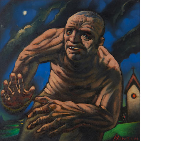 Peter Howson (British, born 1958)
