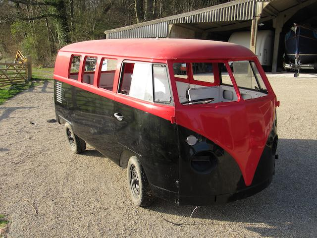 1965 Volkswagen Type 2 Kombi Microbus Project  Chassis no. 236107525