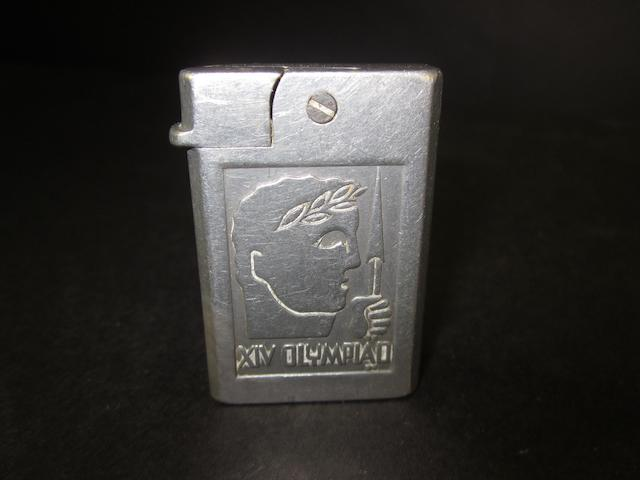 1948 Souvenir Olympic lighter
