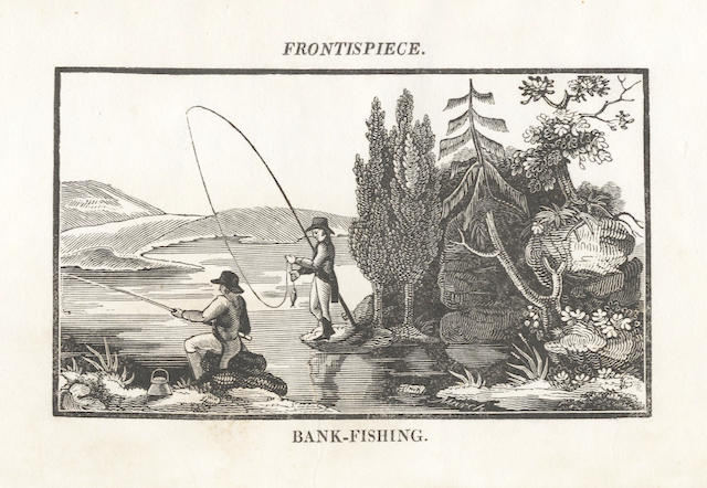 SALTER (THOMAS FREDERICK) The Angler's Guide, Being a Complete Practical Treatise on Angling, 1815; and a third edition, 1815 (2)