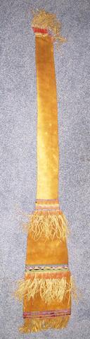 A Cree guncase 157cm long