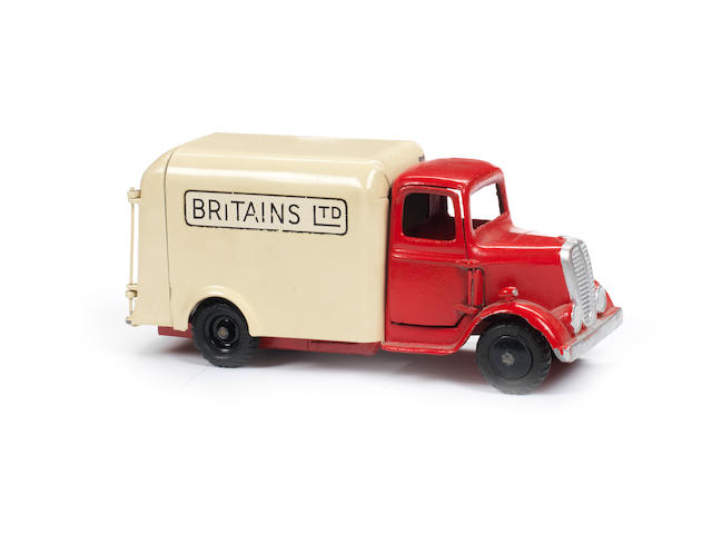 Britains set 2045, Clockwork Van 1