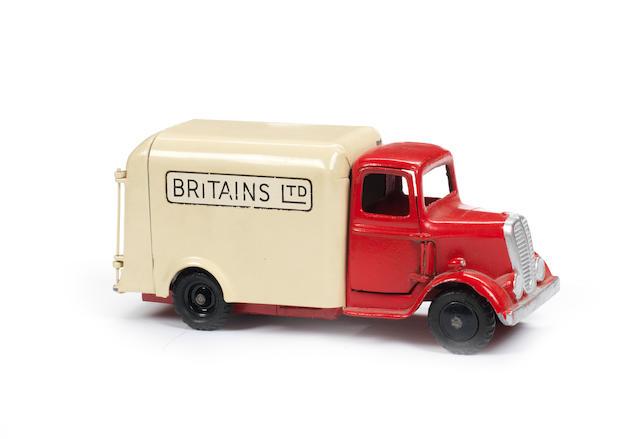 Britains set 2045, Clockwork Van 1