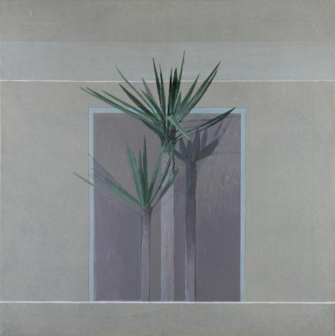 Bryan Organ (British, born 1935) Palms