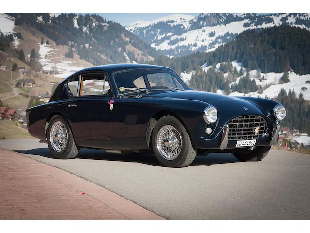 1956   AC Aceca V8 Coupé  Chassis no. BE575 Engine no. CHOE-6015F