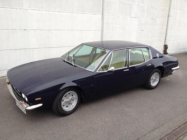 1973  Iso  Fidia Saloon  Chassis no. FA 250 176