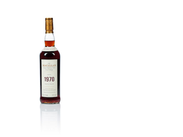 Macallan Fine & Rare- 1970- 32 year old