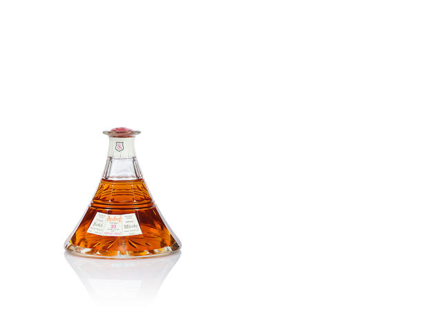 Ardbeg Decanter- 1972- 33 year old