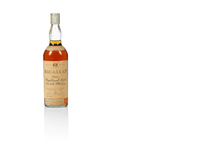The Macallan- 1956