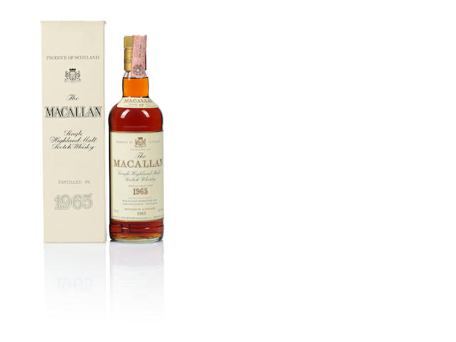 The Macallan- 1965- 17 year old