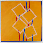 Sandra Blow R.A. (British, 1925-2006) IV Square Screenprint in colours, 2005, on wove, signed, titled and numbered 6/120 in pencil, with full margins, 710 x 710mm (28 x 28in)(I)
