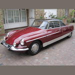 1965 Citroën DS 21 Le Dandy Chapron