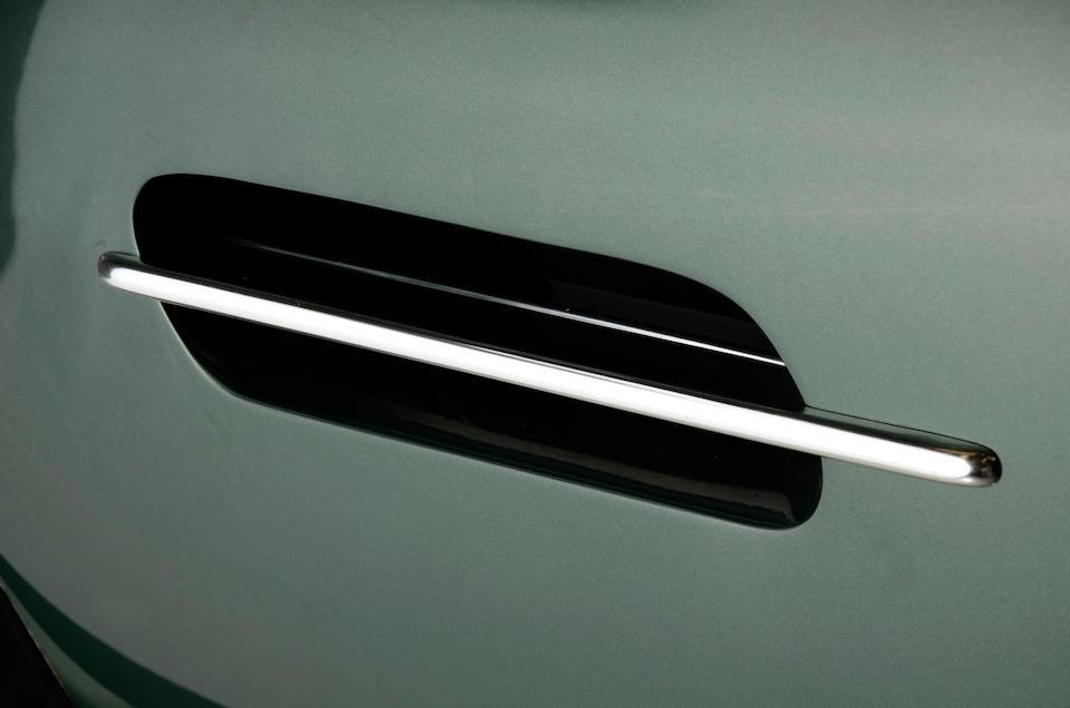 1963 Aston Martin DB4 Series IV 4.7-Litre Sports Saloon  Chassis no. DB4/1034/R Engine no. 370/1113