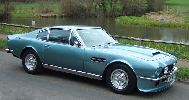 1972 Aston Martin V8 Series 2 Sports Saloon  Chassis no. V8/11084/RCA Engine no. V/540/1084
