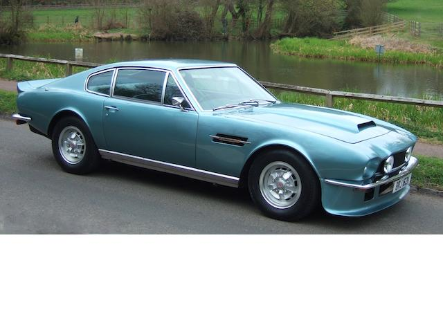1972 Aston Martin DBS V8 Manual 5 Speed