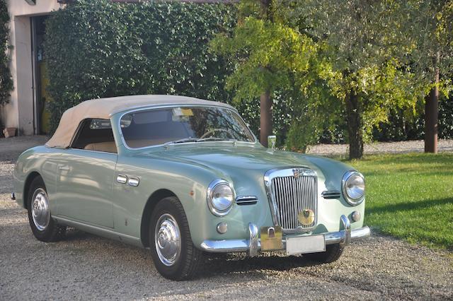 1952 SIATA Daina Cabriolet  Chassis no. SL 0168 Engine no. SL 0168