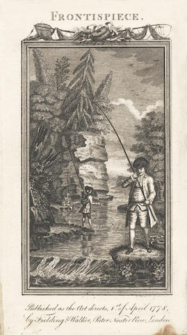 COMPLETE FISHERMAN The Complete Fisherman; or, Universal Angler. Containing Full Directions for Taking all Kinds of River Fish, [c.1780]