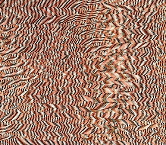 Doreen Reid Nakamarra (circa 1955-2010) Untitled (Rockhole site of Marrapinti)