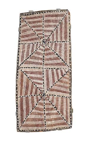 Yirawala (1900-1970) Untitled (Maraian Design)