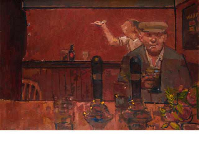 Ruskin Spear R.A. (British, 1911-1990) 'The Enthusiast'
