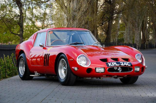 Ferrari 330 GTO Re-creation