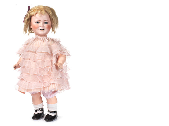 Schoenau & Hoffmeister Princess Elizabeth bisque head doll