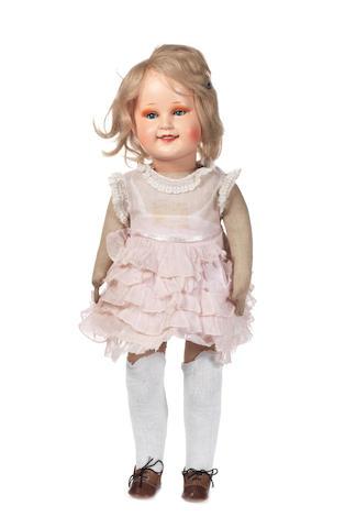 Ges Gesch 'A Royal Smile' composition Princess Elizabeth doll