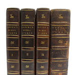 DANIEL (WILLIAM BARKER) Rural Sports, 4 vol., (including 1813 supplement)